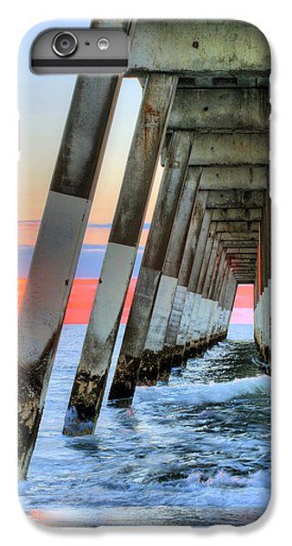 A Wrightsville Beach Morning IPhone 6s Plus Case by JC Findley