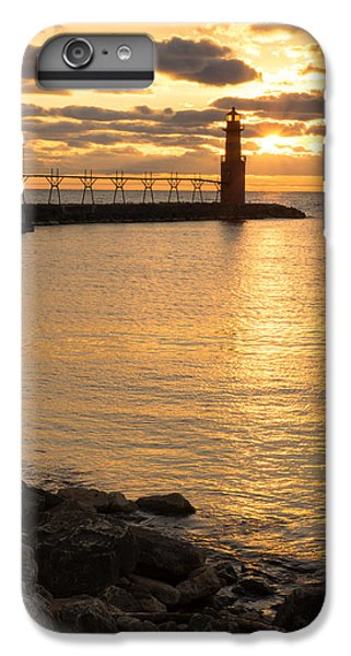 Across The Harbor IPhone 6s Plus Case by Bill Pevlor