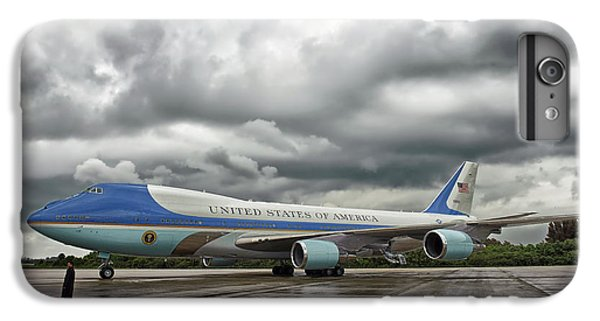 Whitehouse iPhone 6s Plus Case - Air Force One by Mountain Dreams