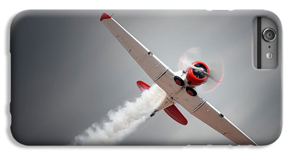 Airplane iPhone 6s Plus Case - Aircraft In Flight by Johan Swanepoel