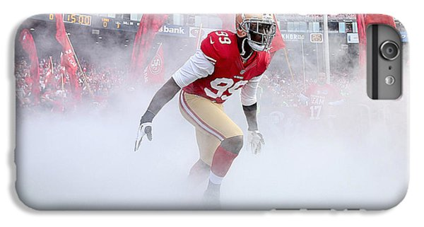Aldon Smith IPhone 6s Plus Case by Marvin Blaine