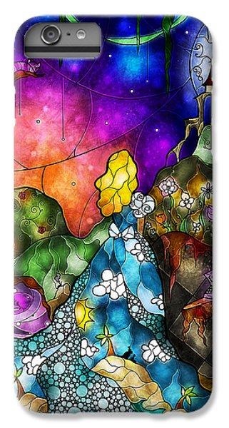 Flower Fairy iPhone 6s Plus Case - Alice's Wonderland by Mandie Manzano