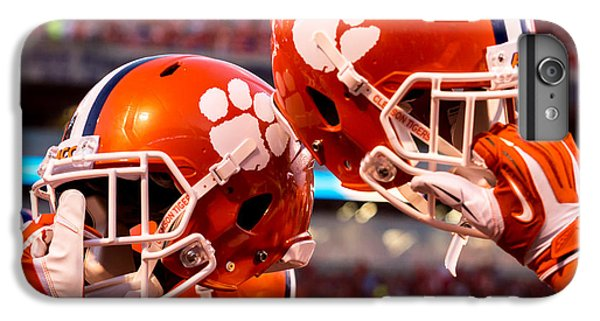 Clemson iPhone 6s Plus Case - All In by Carlton Griffith