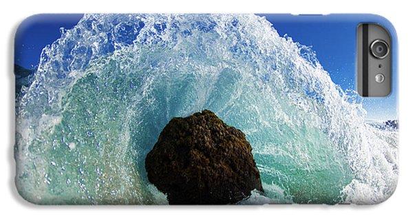 Ocean iPhone 6s Plus Case - Aqua Dome by Sean Davey