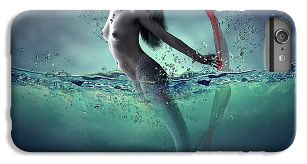 Extinct And Mythical iPhone 6s Plus Case - Ariel by Dmitry Laudin