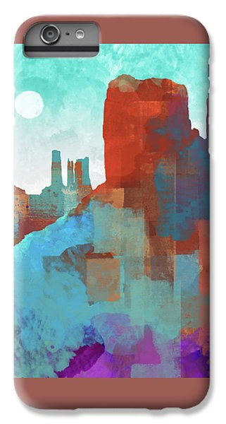 Arizona Monument IPhone 6s Plus Case by Dan Meneely