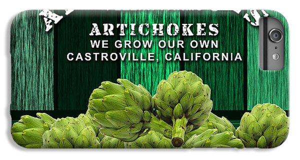 Artichokes Farm IPhone 6s Plus Case