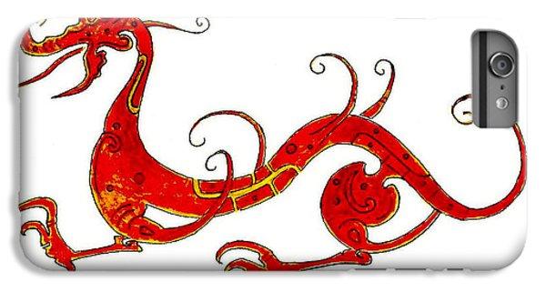 Asian Dragon IPhone 6s Plus Case by Michael Vigliotti