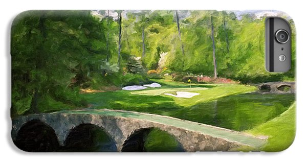Augusta National Hole 12 - Golden Bell 2 IPhone 6s Plus Case