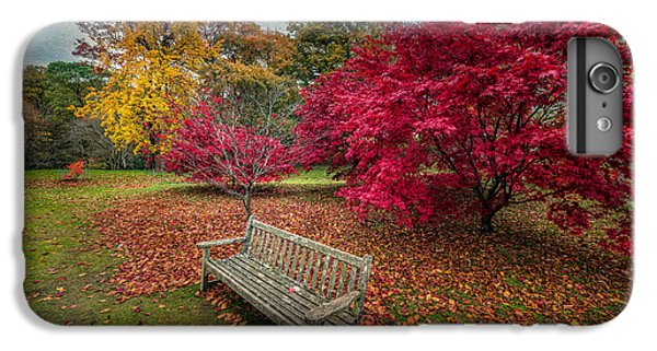 Scarlet iPhone 6s Plus Case - Autumn In The Park by Adrian Evans