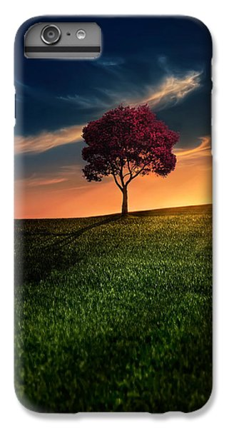Landscapes iPhone 6s Plus Case - Awesome Solitude by Bess Hamiti