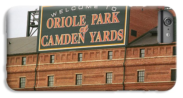 Baltimore Orioles Park At Camden Yards IPhone 6s Plus Case