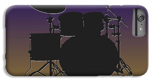 Baltimore Ravens Drum Set IPhone 6s Plus Case