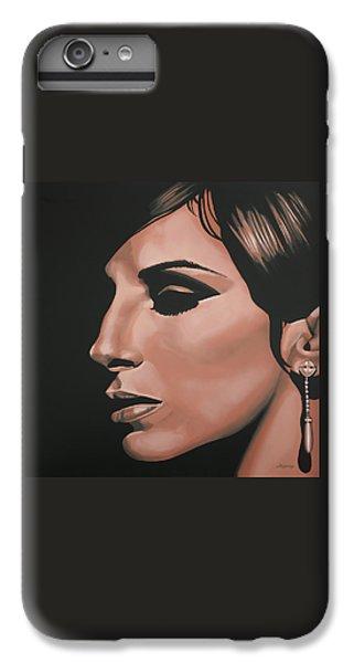 Broadway iPhone 6s Plus Case - Barbra Streisand by Paul Meijering