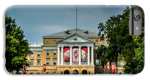 Bascom Hall IPhone 6s Plus Case by Randy Scherkenbach