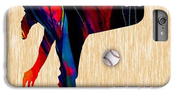 Baseball Pitcher IPhone 6s Plus Case