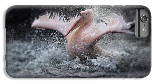 Pelican iPhone 6s Plus Case - Bathing Fun ..... by Antje Wenner-braun