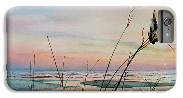 Ocean Sunset iPhone 6s Plus Case - Beyond The Sand by Hanne Lore Koehler