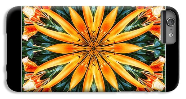Birthday Lily For Erin IPhone 6s Plus Case by Nick Heap