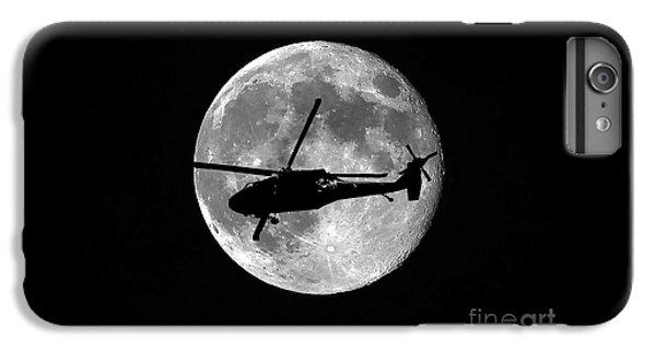 Black Hawk Moon IPhone 6s Plus Case