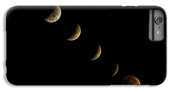 Blood Moon IPhone 6s Plus Case by James Dean