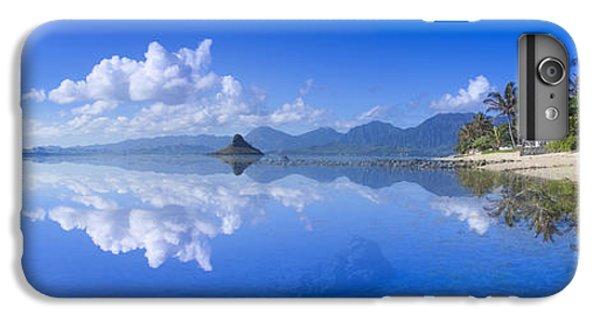 Ocean iPhone 6s Plus Case - Blue Mokolii by Sean Davey