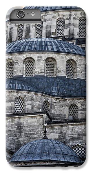Blue Dawn Blue Mosque IPhone 6s Plus Case
