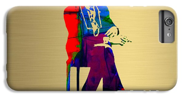 Bob Dylan Gold Series IPhone 6s Plus Case