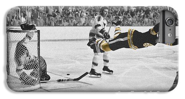 Bobby Orr 2 IPhone 6s Plus Case by Andrew Fare