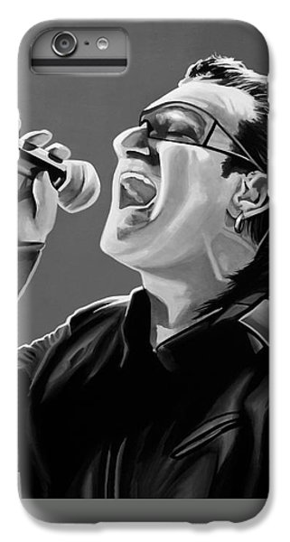 Bono U2 IPhone 6s Plus Case