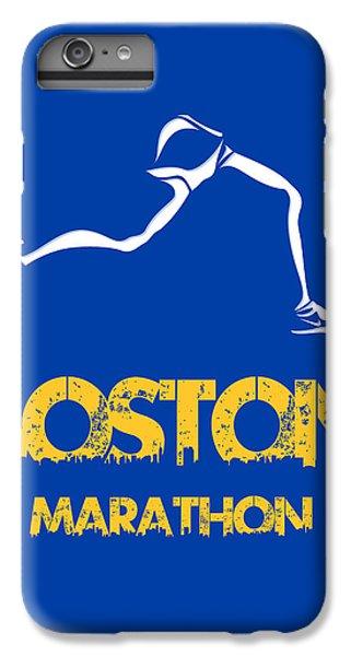 Boston Marathon2 IPhone 6s Plus Case by Joe Hamilton