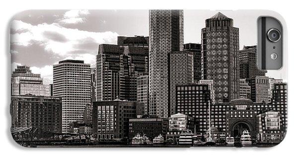 Boston IPhone 6s Plus Case by Olivier Le Queinec