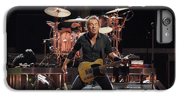Bruce Springsteen In Concert IPhone 6s Plus Case