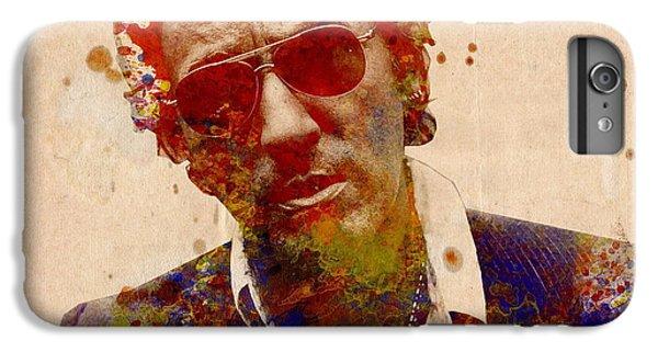 Bruce Springsteen IPhone 6s Plus Case by Bekim Art