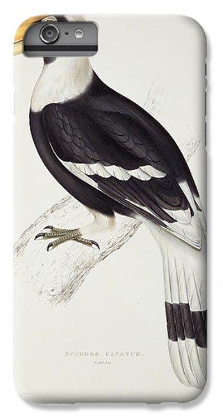 Great Hornbill IPhone 6s Plus Case