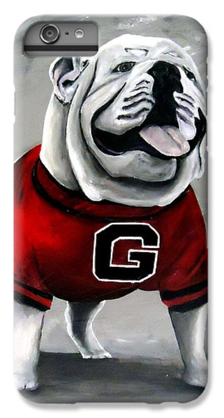 Uga Bullog Damn Good Dawg IPhone 6s Plus Case