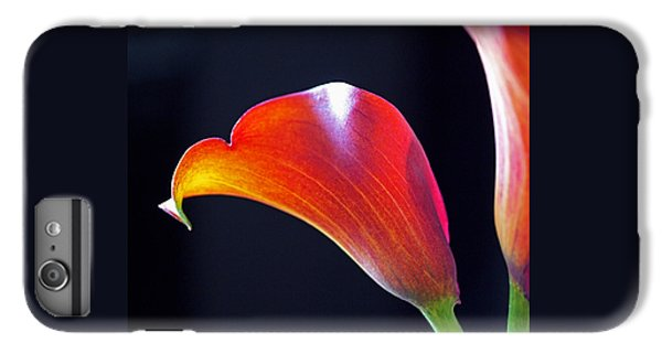 Calla Colors And Curves IPhone 6s Plus Case