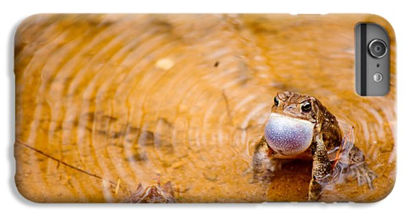 Frogs iPhone 6s Plus Case - Calling All Frogs by Courtney Webster