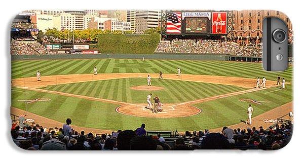 Camden Yards Baseball Game Baltimore IPhone 6s Plus Case