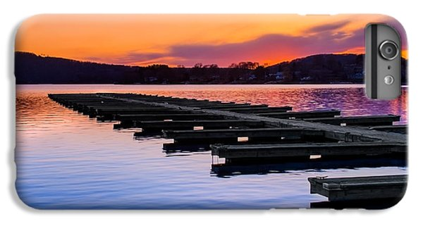 Candlewood Lake IPhone 6s Plus Case by Bill Wakeley