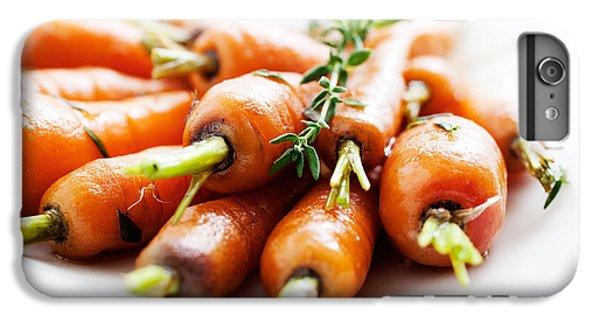 Carrots IPhone 6s Plus Case