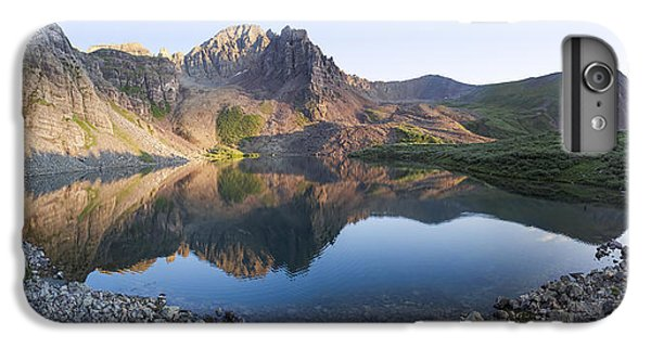 Cathedral Lake Reflection IPhone 6s Plus Case by Aaron Spong