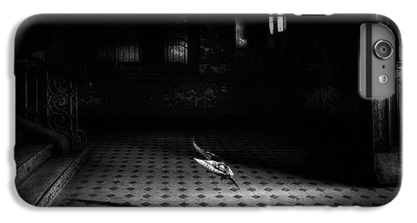 Dove iPhone 6s Plus Case - Chance Encounter by Holger Droste
