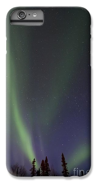 Star iPhone 6s Plus Case - Chasing Lights by Priska Wettstein