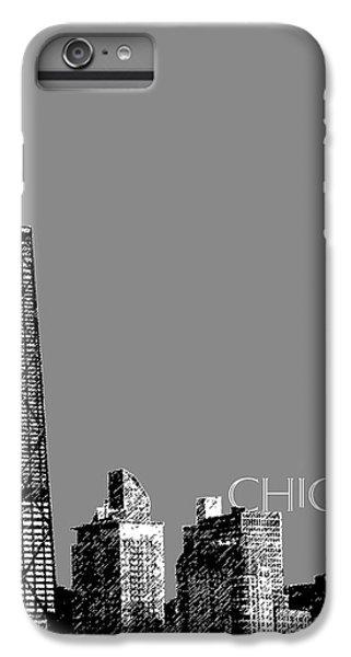 Chicago Hancock Building - Pewter IPhone 6s Plus Case
