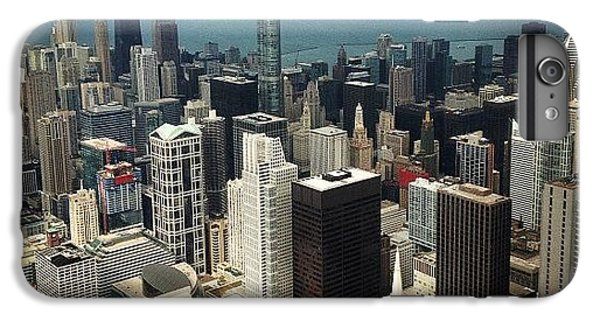 Place iPhone 6s Plus Case - Chicago, Second To None by Mike Maher