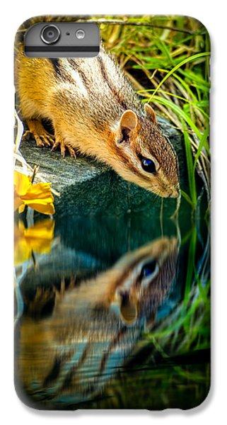 Chipmunk Reflection IPhone 6s Plus Case