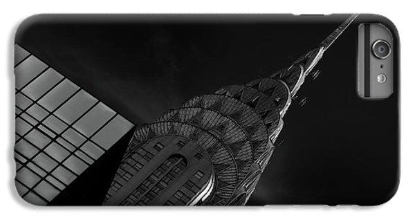 Chrysler Building iPhone 6s Plus Case - Chrysler by Hans-wolfgang Hawerkamp