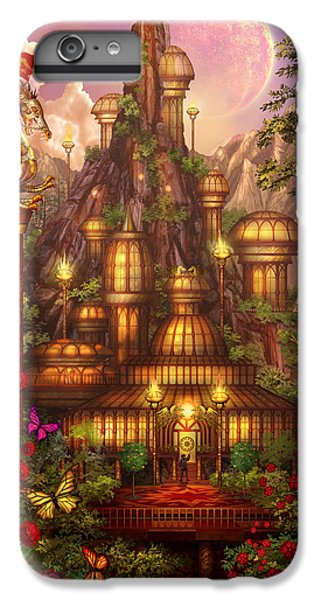 City Of Wands IPhone 6s Plus Case