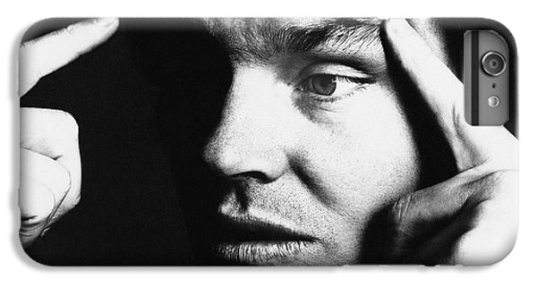 Close Up Of Jack Nicholson IPhone 6s Plus Case by Jack Robinson